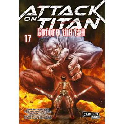 Attack on Titan - Before the Fall 17