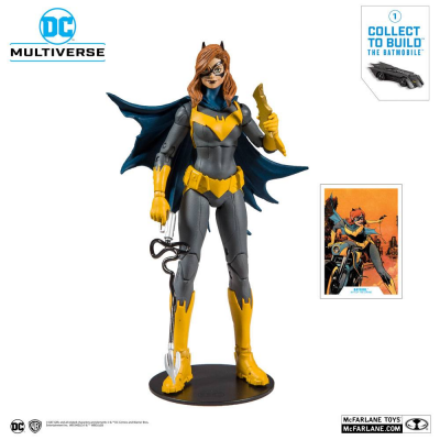 DC Rebirth Build A Action Figure Batgirl (Art of the...