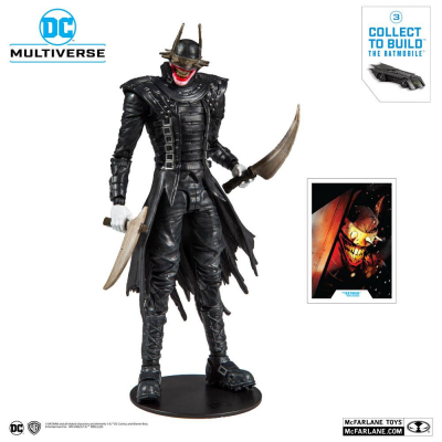 Dark Nights: Metal Build A Actionfigur The Batman Who...