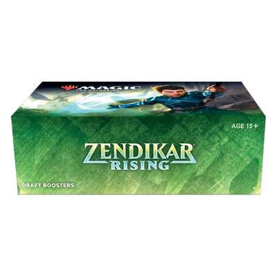 MTG - Zendikars Erneuerung Draft Booster Display (36) (EN)