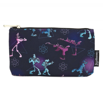 Disney by Loungefly Coin/Cosmetic Bag A Goofy Movie AOP