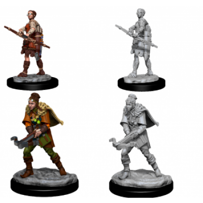 D&D Nolzurs Marvelous Miniatures - Female Human Ranger