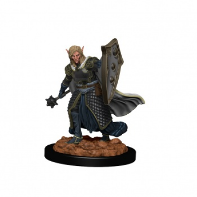D&D Icons of the Realms Premium Figures: Elf Male Cleric