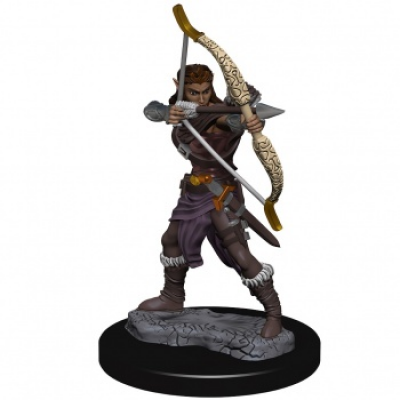 D&D Icons of the Realms Premium Figures: Female Elf Ranger