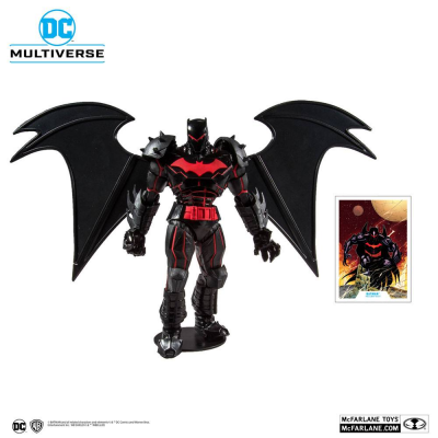 Batman & Robin Action Figure Batman (Hellbat Suit) 18 cm