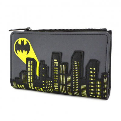DC Comics by Loungefly Wallet Bat Signal