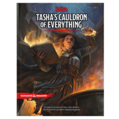 Dungeons & Dragons Tashas Cauldron of Everything (EN)