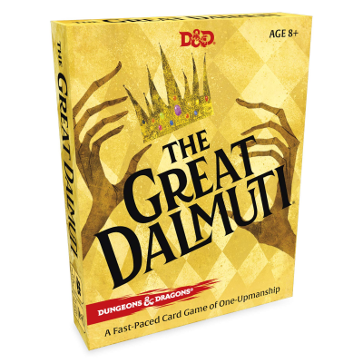 The Great Dalmuti: Dungeons & Dragons Deck (EN)