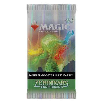 MTG - Zendikar Rising Collector Booster Pack (GER)