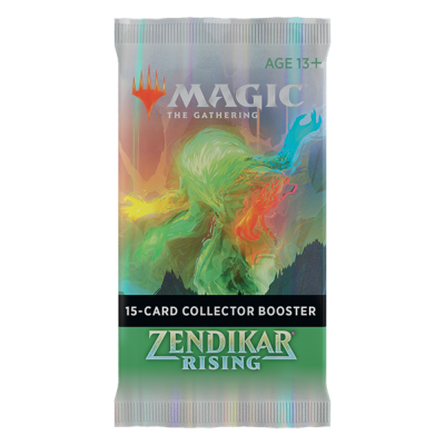 MTG - Zendikar Rising Collector Booster Pack (EN)