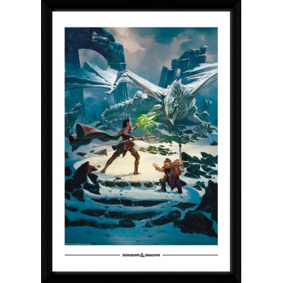 Dungeons & Dragons Dragon of Icespire Peak Collector...