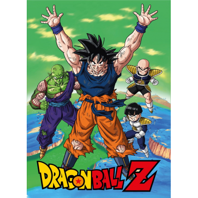 Dragon Ball Fleece Blanket Namek 100 x 150 cm