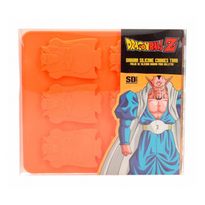Dragon Ball Z Silicone Cookies Tray Dabura
