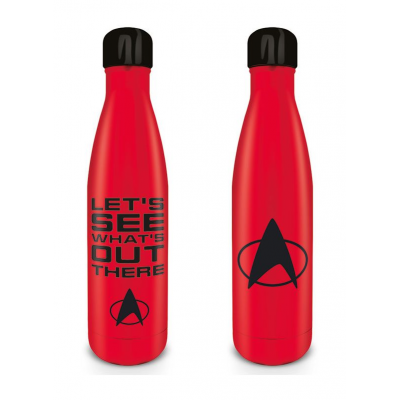 Star Trek The Next Generation Drink Bottle Lets See Whats...