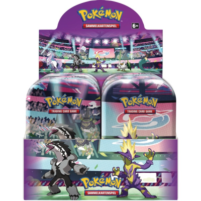 Pokemon Galar Power Mini Tin Box 2020 (DE)
