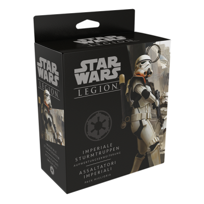 Star Wars Legion: Imperiale Sturmtruppen (Aufwertung)...