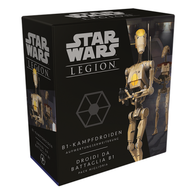 Star Wars Legion: B1-Kampfdroiden (Aufwertung)...