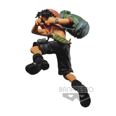 One Piece SCultures PVC Statue Big Zoukeio 4 Ace 9 cm