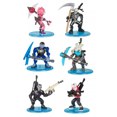 Fortnite Battle Royale Collection Mini Figures 5 cm Wave 1