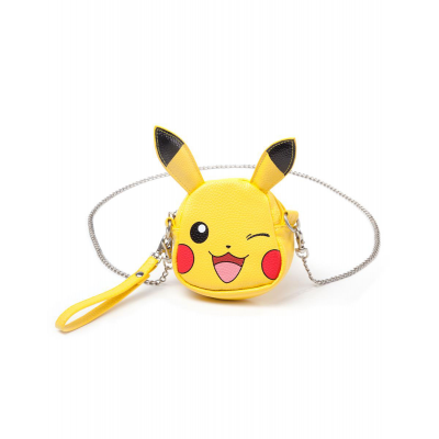 Pokémon 2 in 1 Crossbody / Wallet Pikachu