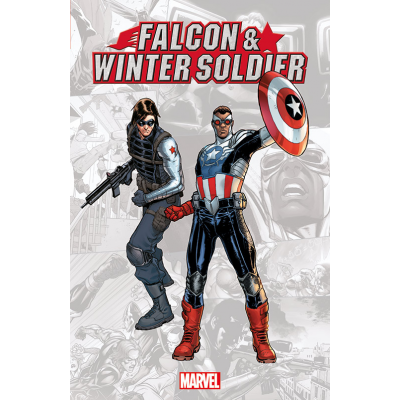 Marvel-Verse: Falcon & Winter Soldier