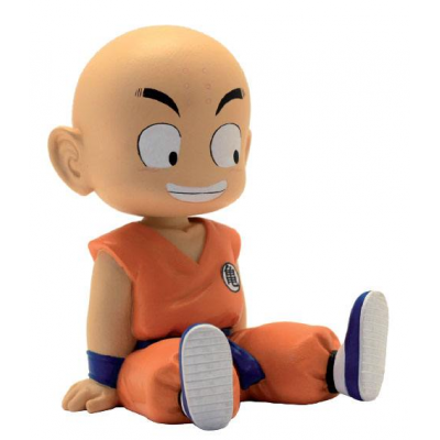Dragon Ball Bust Bank Krillin 14 cm