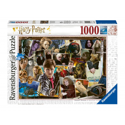 Harry Potter Jigsaw Puzzle Harry Potter vs. Voldemort...