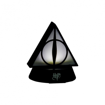 Harry Potter 3D Icon Light Deathly Hallows 10 cm