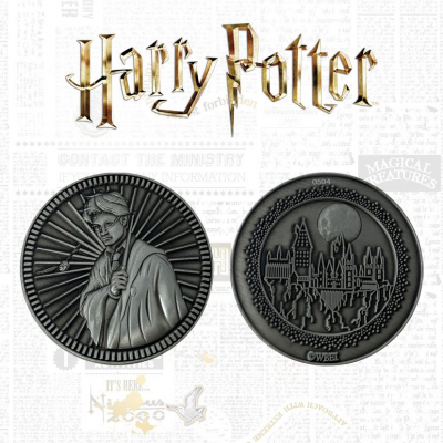 Harry Potter Collectable Coin Harry Limited Edition