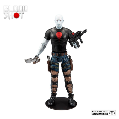 Bloodshot Action Figure Bloodshot 18 cm