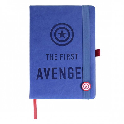Marvel Premium Notizbuch A5 The First Avenger