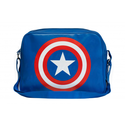 Marvel Comics Umhängetasche Captain America Shield