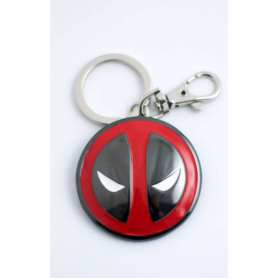 Marvel Comics Metal Keychain Deadpool