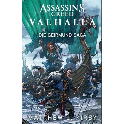 Assassin's Creed Valhalla (Roman zum Game)