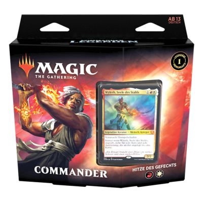 MTG - Commander Legenden Commander Deck (DE)