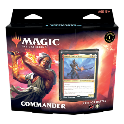 MTG - Commander Legenden Commander Deck (EN)