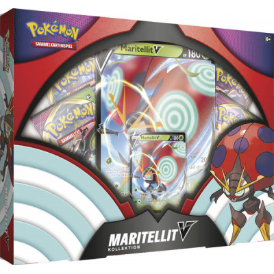 Pokémon Maritellit-V Box (GER)