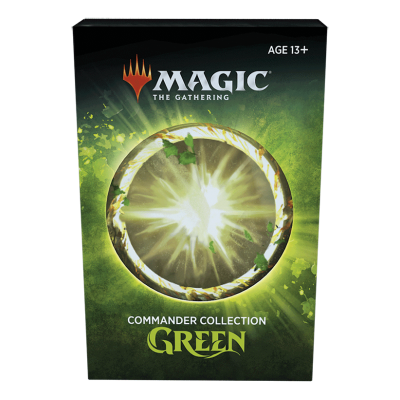 MTG - Commander Collection: Green WPN Regular Exclusive (EN)