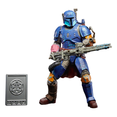 Star Wars The Mandalorian Credit Collection Actionfigur...