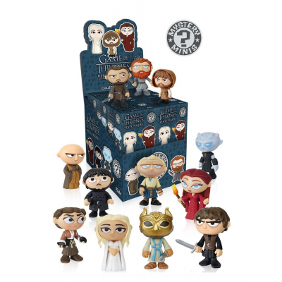 Game of Thrones Mystery Mini Figure 5 cm Series 3