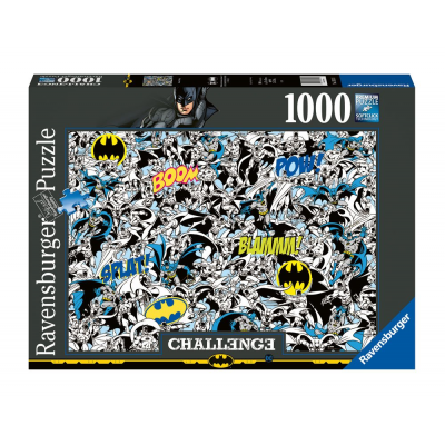 DC Comics Challenge Jigsaw Puzzle Batman (1.000 pieces)