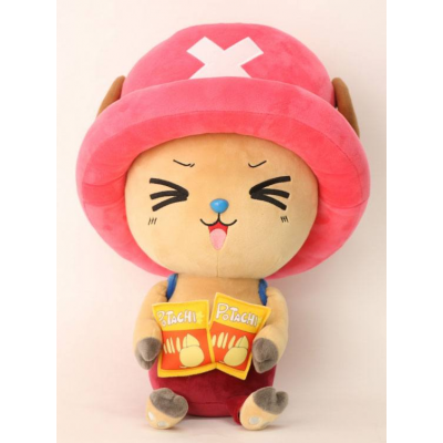 One Piece Plush Figure Chopper New Ver. 2 45 cm