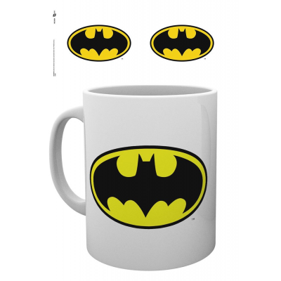 Batman Mug Bat Symbol