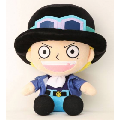 One Piece Plush Figure Sabo 25 cm
