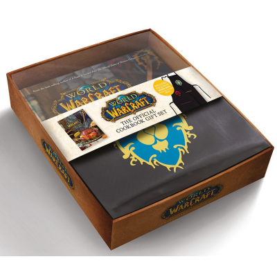 World of Warcraft: Kochbuch - Geschenk-Set