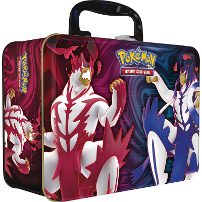 Pokemon Collectors Chest Spring 2021 (GER)