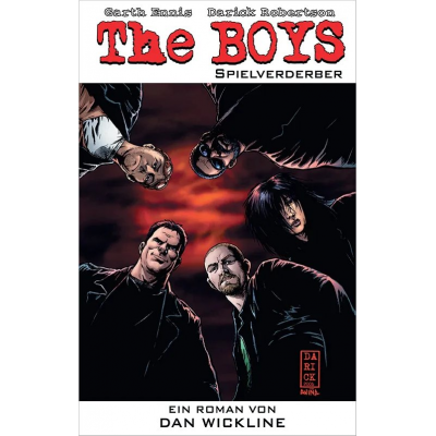 The Boys: Spielverderber (Roman)