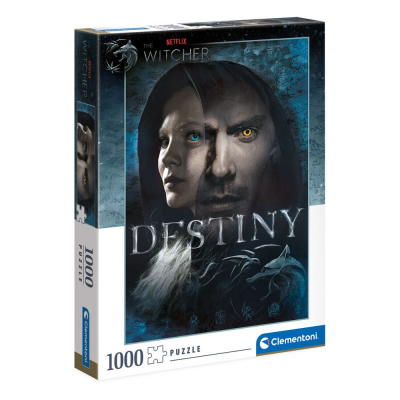 The Witcher Puzzle Destiny (1.000 Teile)
