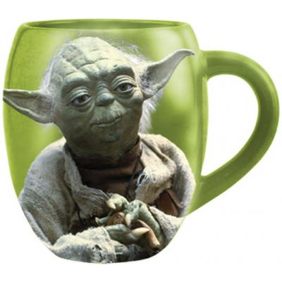 Tasse - Yoda, May The Force Be With You