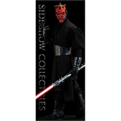 Banner - Darth Maul 64 x 152 cm - STAR WARS